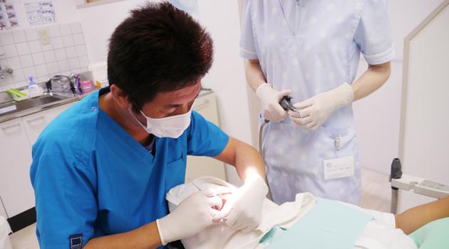一般歯科(むし歯治療)